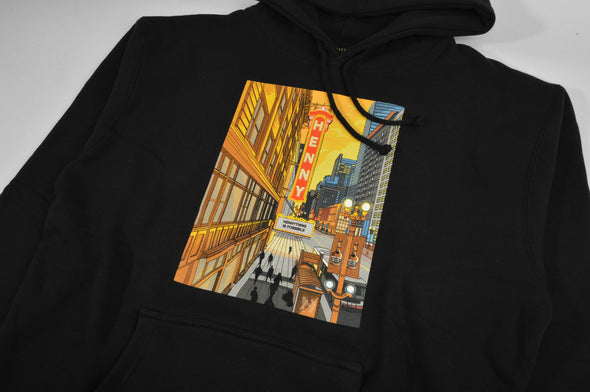 Henny Apparel Windy City Hoodie - Mainland Skate & Surf