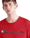 Champion Heritage Script Embroidered Long Sleeve Tee - Mainland Skate & Surf