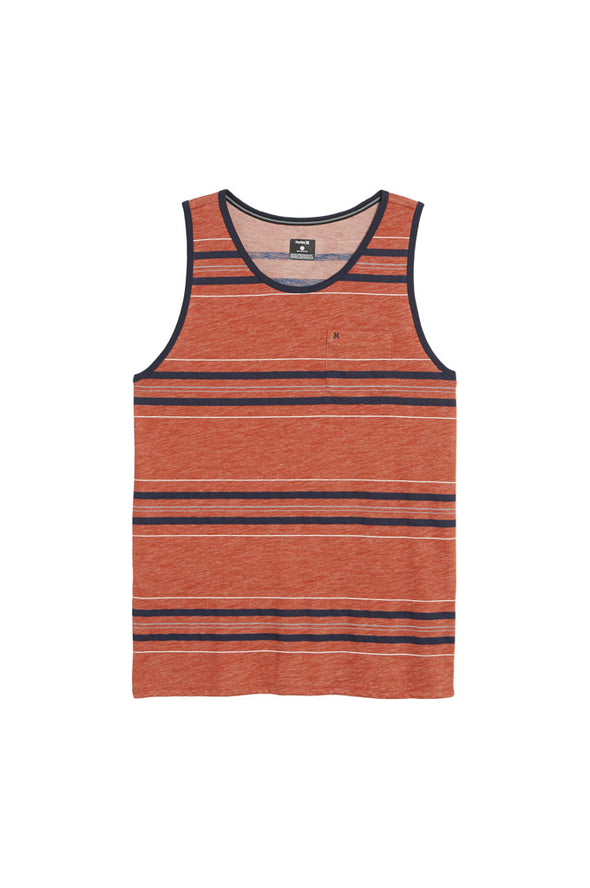 Hurley Dri-FIT Lagos Yesterday Tank Top - Mainland Skate & Surf