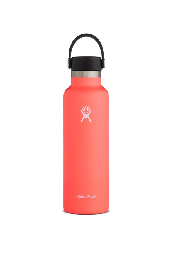 Hydro Flask 21 oz Standard Mouth Flask w/ Flex Cap - Mainland Skate & Surf