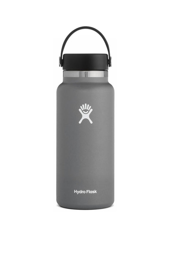Hydro Flask 32 oz Wide Mouth 2.0 Bottle w/ Flex Cap - Mainland Skate & Surf