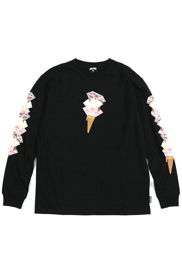 Icecream Lasek Long Sleeve Tee - Mainland Skate & Surf