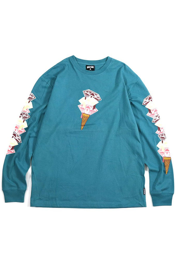 Icecream Lasek Long Sleeve Tee