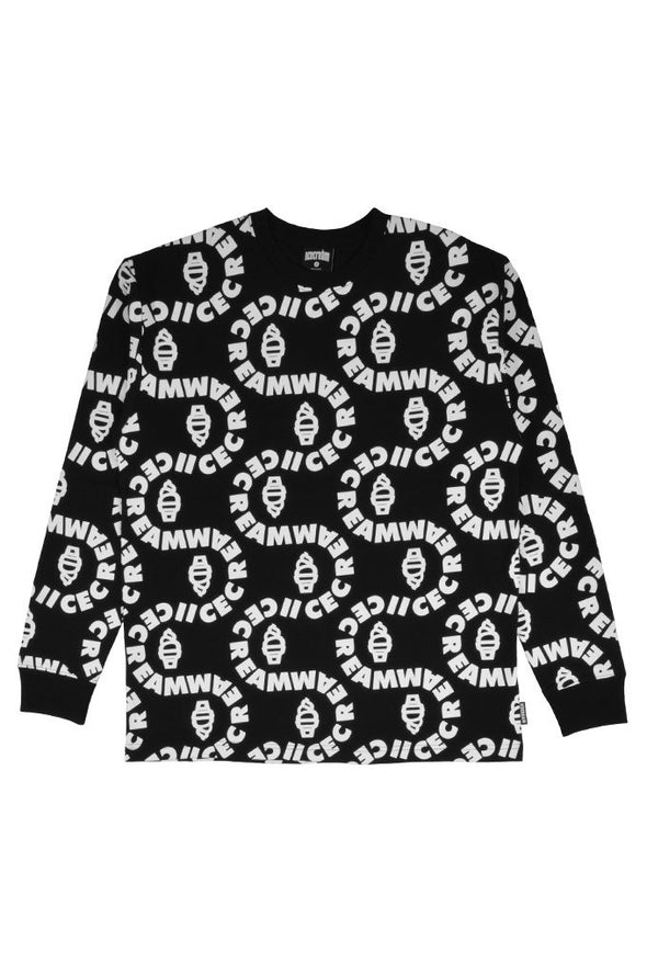 Icecream Multiverse Jersey Long Sleeve Tee - Mainland Skate & Surf