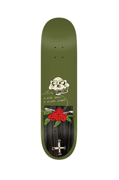 "Krooked Worrest Good Start 8.5"" Deck - Mainland Skate & Surf"