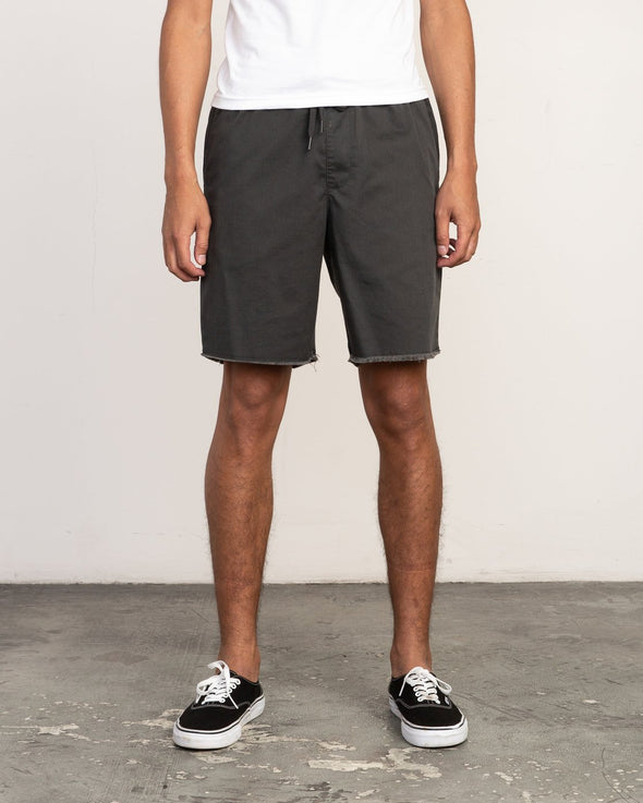 "RVCA Weekend Elastic 19"" Shorts - Mainland Skate & Surf"
