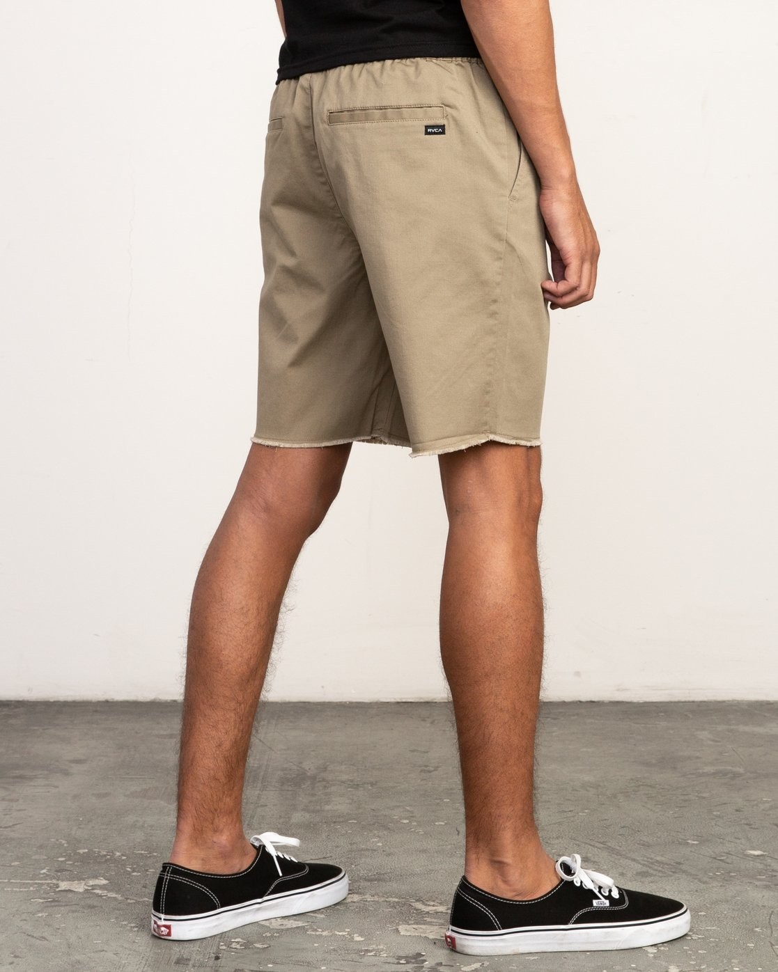 RVCA Mens Weekend Elastic Short