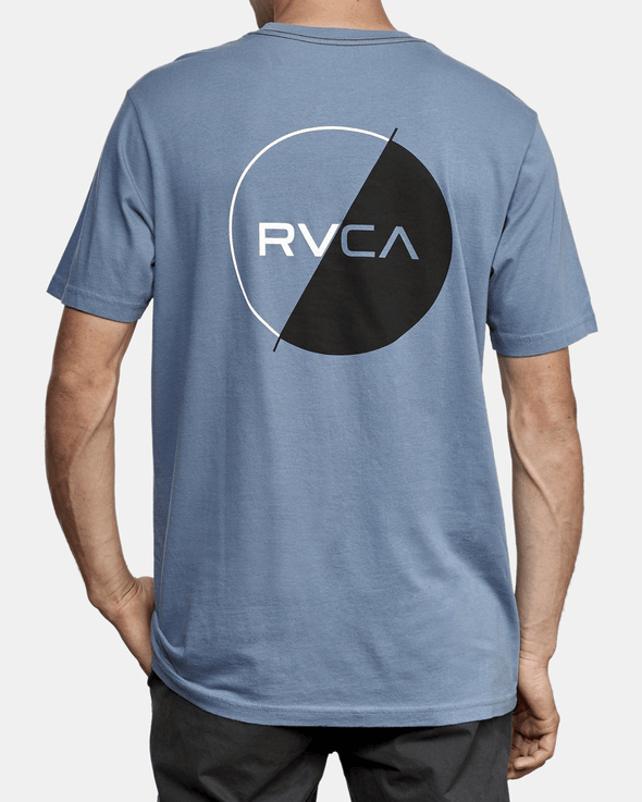 RVCA Lateral Tee - Mainland Skate & Surf