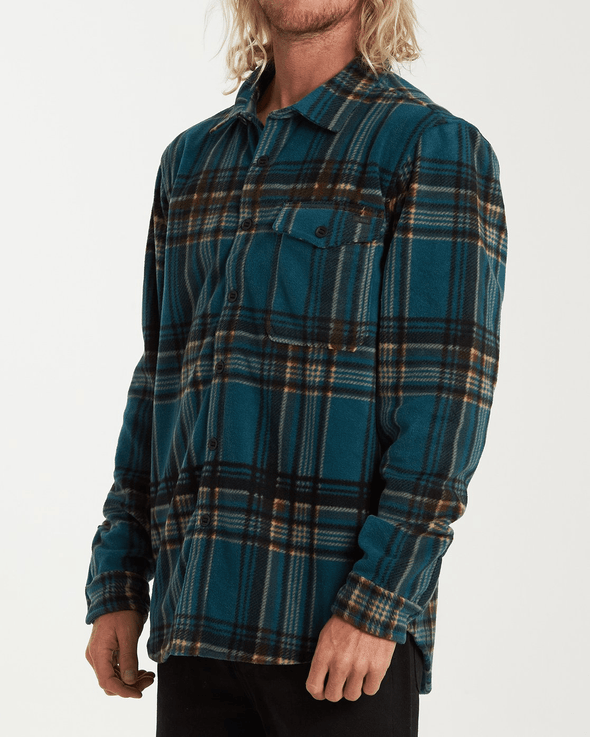 Billabong Furnace Flannel Shirt - Mainland Skate & Surf