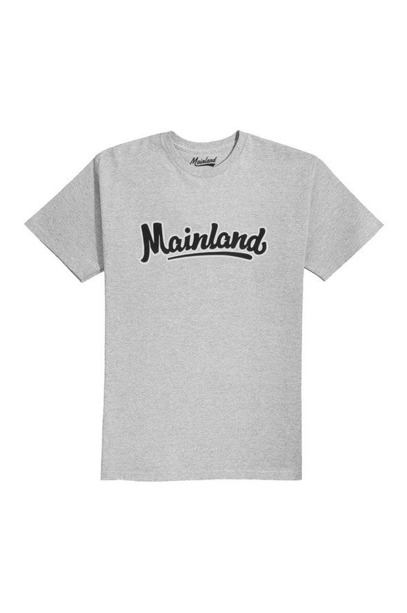Mainland ML Script Tee - Mainland Skate & Surf
