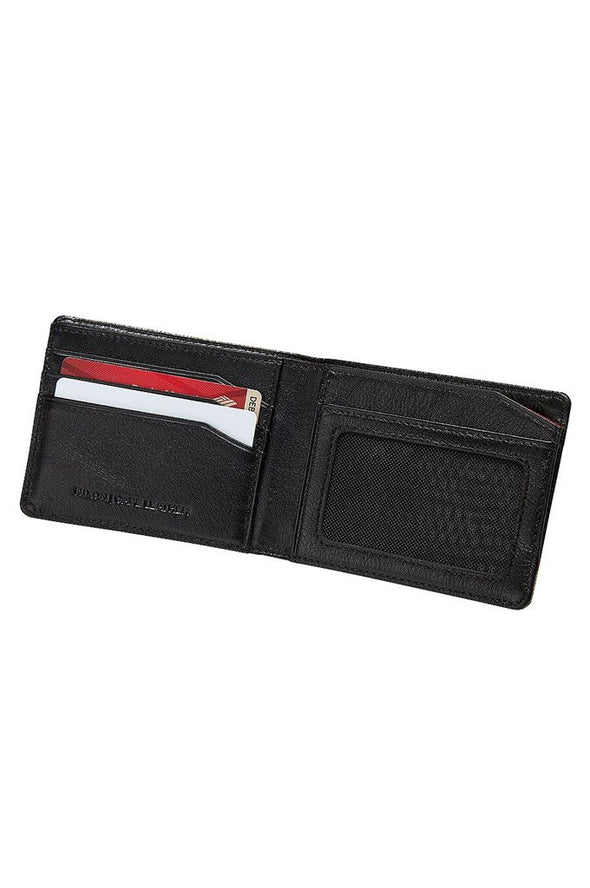 Nixon Cape Leather Wallet - Mainland Skate & Surf