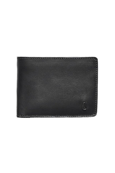 Nixon Cape Leather Slim Wallet