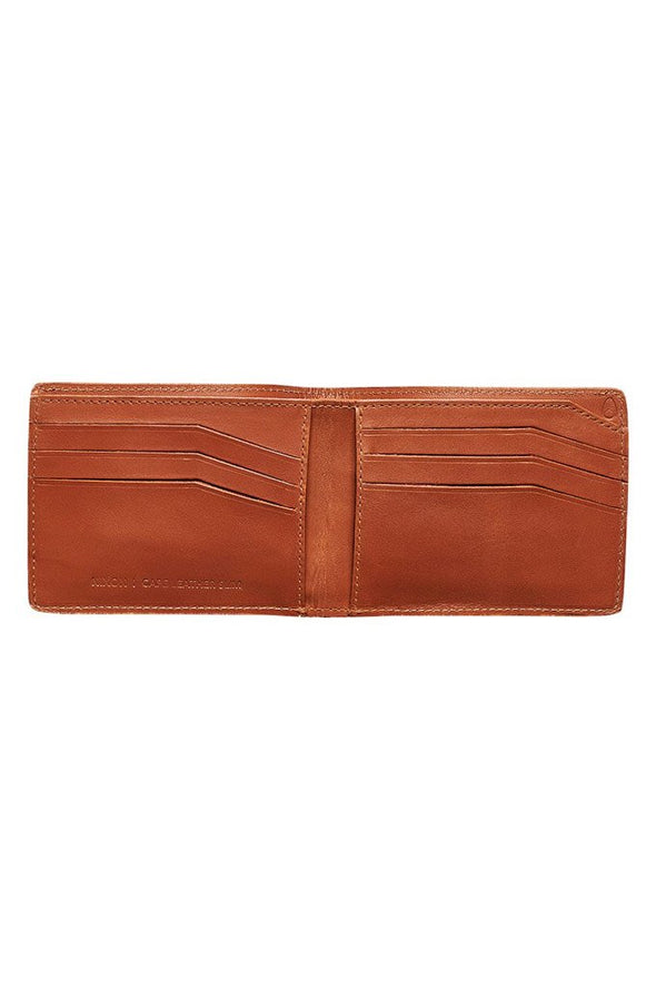 Nixon Cape Leather Slim Wallet - Mainland Skate & Surf