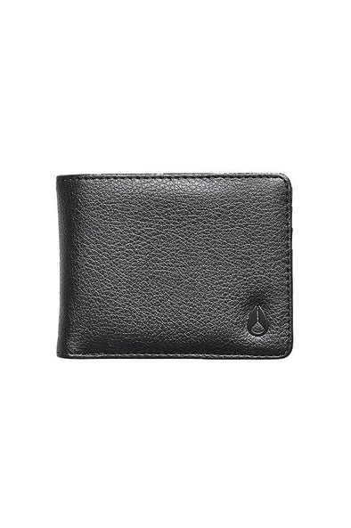 Nixon Cape Vegan Leather Wallet - Mainland Skate & Surf
