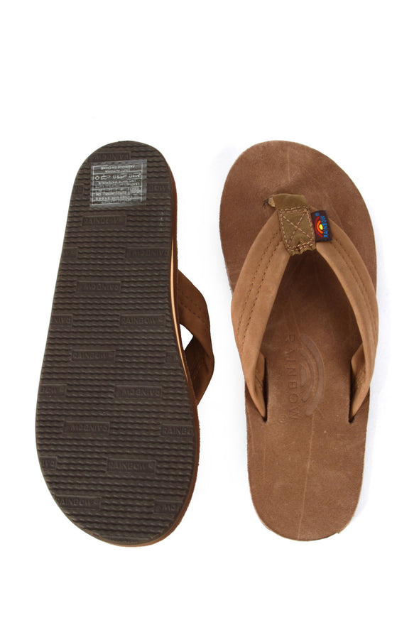 Rainbow Women's 301 Dark Brown Sandals - Mainland Skate & Surf