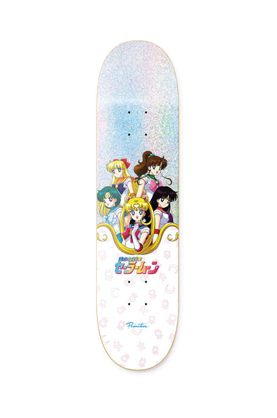 "Primitive Team Sailor Moon 8.38"" Deck"