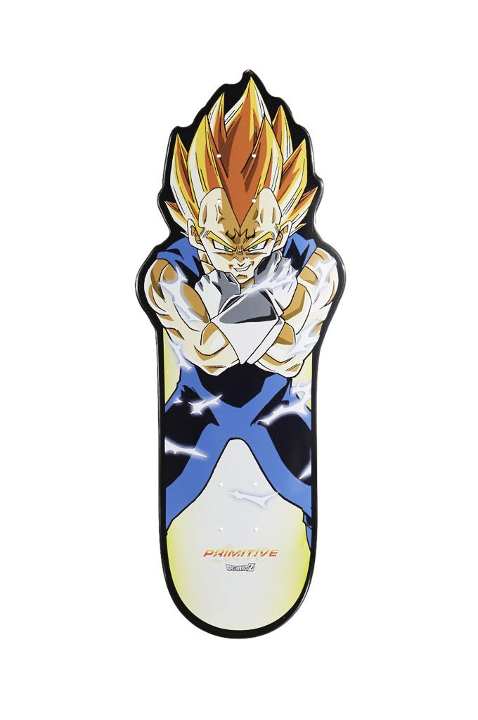 "Primitive Vegeta CNC Cruiser 10"" Deck"