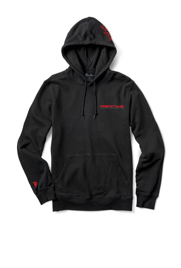 Primitive Anxiety Man Hoodie