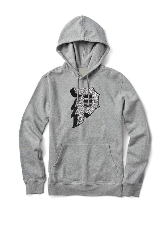 Primitive Dirty P Static Pullover Hoodie - Mainland Skate & Surf