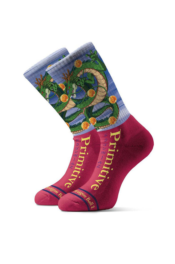 Primitive Shenron Socks - Mainland Skate & Surf