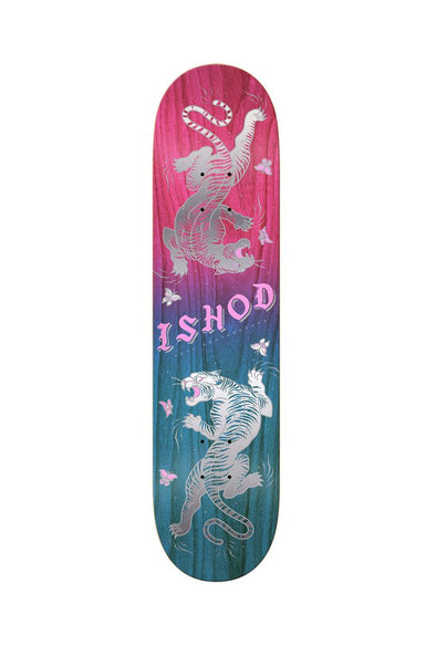 "Real Catscratch Twin Tail Fade 8.3"" Deck - Mainland Skate & Surf"