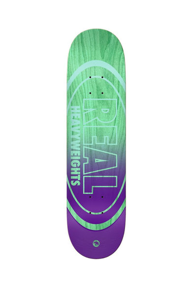 "Real Heavyweight 8.38"" Deck - Mainland Skate & Surf"