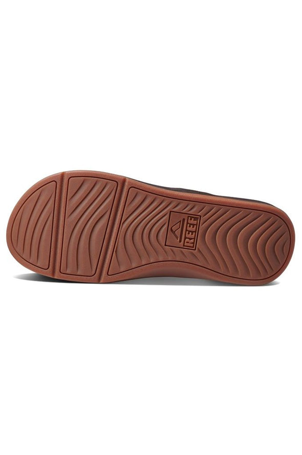 Reef Leather Ortho-Bounce Coast Men's Sandals - Mainland Skate & Surf