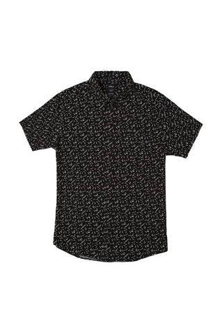 RVCA Pins & Needles Button-Up Shirt