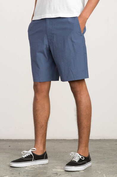 "RVCA All Time Coastal 19"" Hybrid Short"