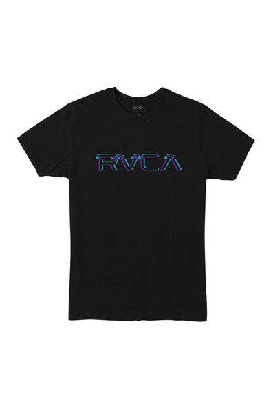 RVCA Big Glitch SS Tee - Mainland Skate & Surf
