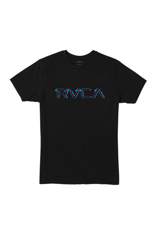 RVCA Big Glitch SS Tee