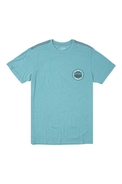 RVCA Current Seal SS Tee