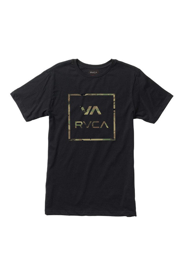 RVCA Fill All The Way Tee - Mainland Skate & Surf