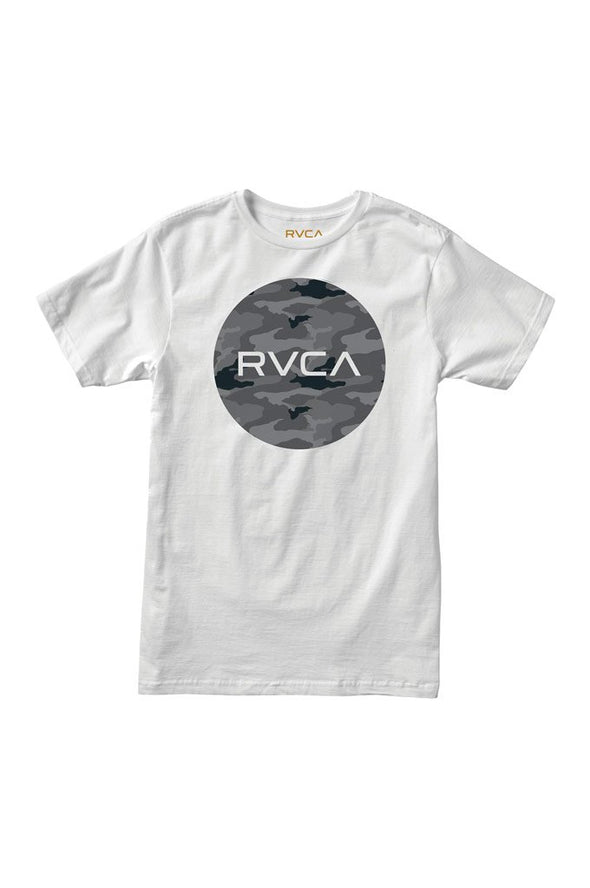 RVCA Motors Fill Tee - Mainland Skate & Surf