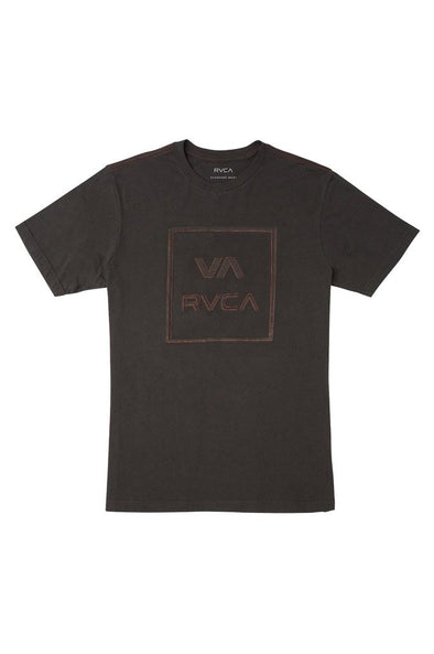 RVCA Unregistered SS Tee - Mainland Skate & Surf