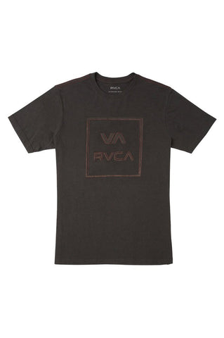 RVCA Unregistered SS Tee