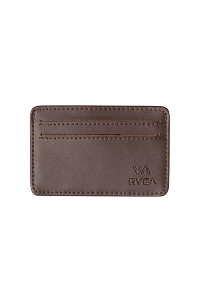 RVCA RVCA Card Wallet - Mainland Skate & Surf