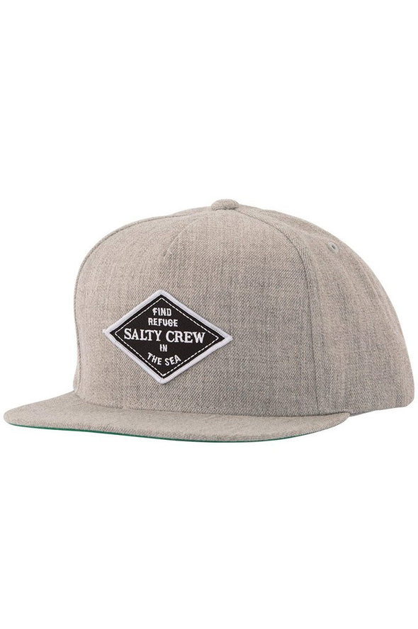 Salty Crew Four Corners 5 Panel Hat - Mainland Skate & Surf