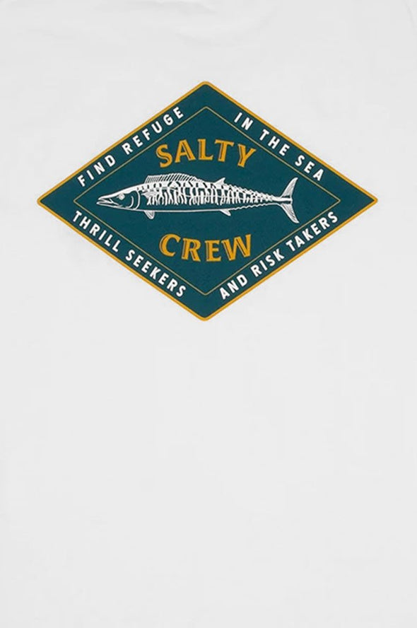 Salty Crew Hotwire SS Tee - Mainland Skate & Surf