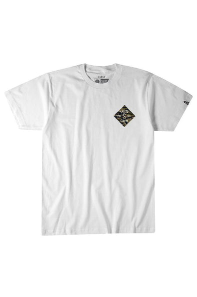 Salty Crew Tippet Cover Up Premium Tee - Mainland Skate & Surf
