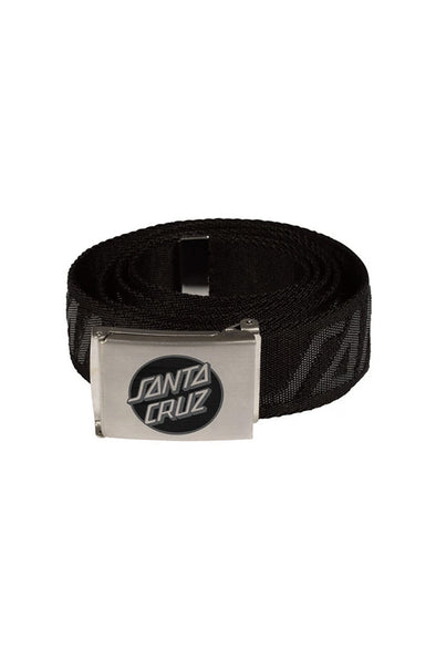 Santa Cruz Missing Dot Web Belt