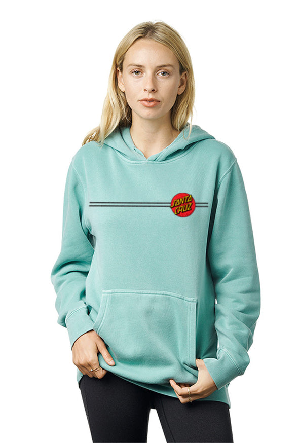 Santa Cruz Women's Classic Dot Pull Over Hoodie