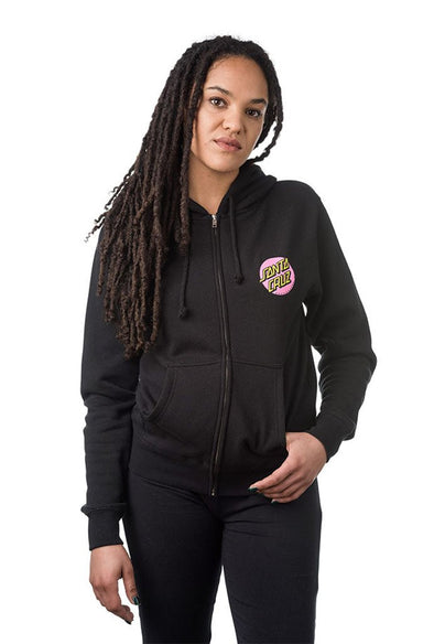 Santa Cruz Other Dot Zip Hoodie - Mainland Skate & Surf