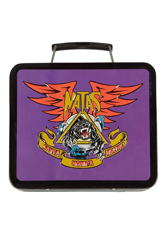 Santa Cruz Natas Panther Lunch Box