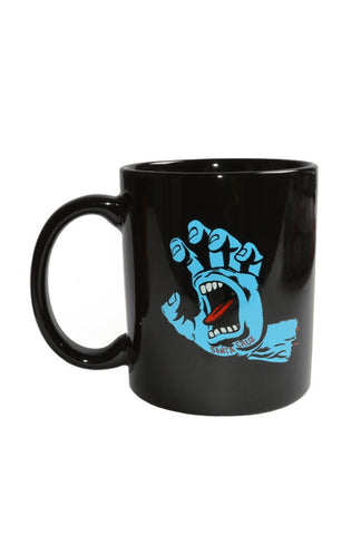 Santa Cruz Screaming Hand Mug