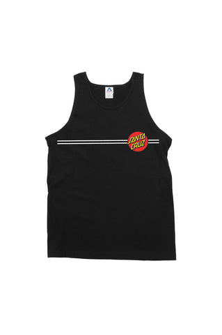 Santa Cruz Classic Dot Regular Fit Tank Top