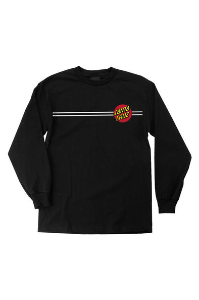 Santa Cruz Classic Dot Regular Long Sleeve Shirt - Mainland Skate & Surf