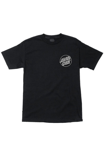 Santa Cruz Opus Dot Regular Tee - Mainland Skate & Surf