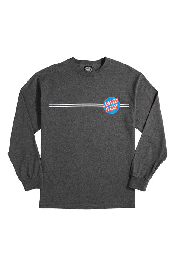 Santa Cruz Other Dot Long Sleeve Regular Tee - Mainland Skate & Surf