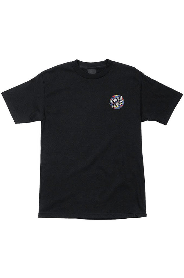 Santa Cruz Primary Dot Regular Tee - Mainland Skate & Surf